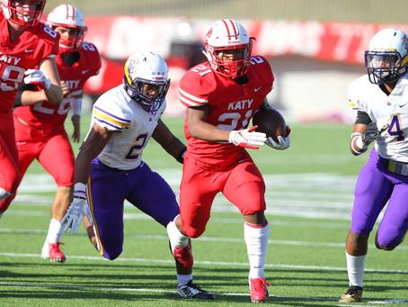 Two Katy ISD Football Teams Head to Regional Playoffs