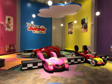 Katy Mills Disney-Themed Play Zone Now Open