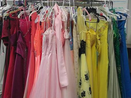 Free Prom Dresses for Katy ISD Girls