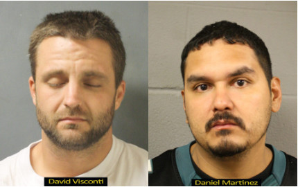 Two Katy Men Arrested for Burglary After Getaway Truck Breaks Down