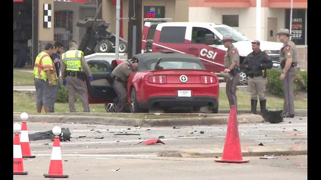 Katy Teen Kills Woman During Police Chase in Houston