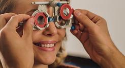 Examens de vue complémentaires - Opticien à domicile