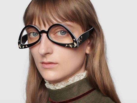 Cette paire de lunettes Gucci en a désorienté plus d'un