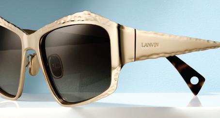 Lanvin Eyewear : découverte de la toute première collection par Marchon