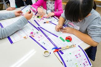 電子回路をつくろう!littleBitsでスイッチオン!@日能研池袋校