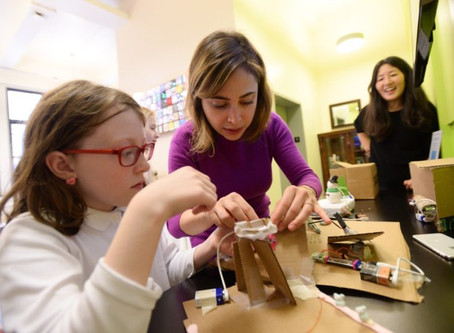 littleBitsの創設者が60 Minutesにて「中学校の壁」について語る