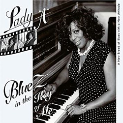 Bluez in The Key of Me by Lady A Tracks 3 & 8