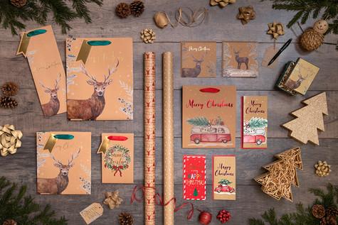 Kraft Christmas Selection