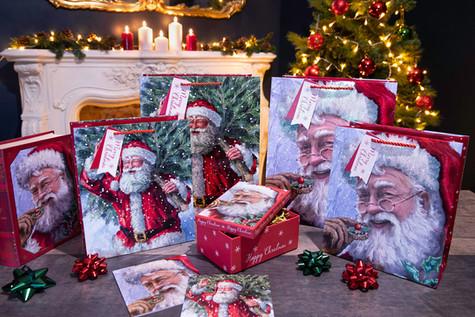 Traditional Santa Lifestyle