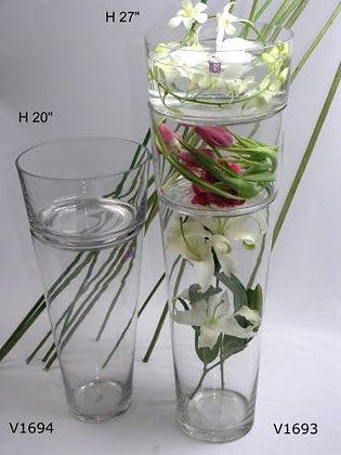 2-3 Tiered Stacking Vases from $15.50