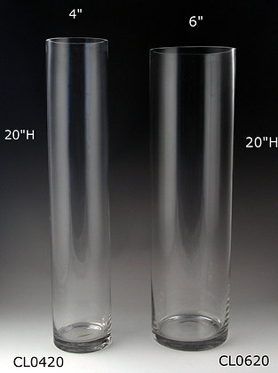 """20""""H Tall Cylinder -- 20"""" Height"""