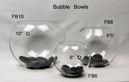 Fishbowls - ALL SIZES