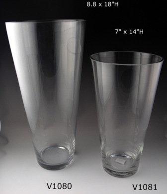 """3 Dozen Roses Vase - 14""""   18"""" Height"""