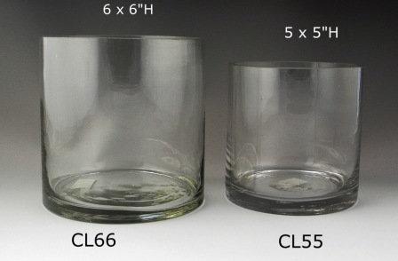 """Sml & Med. Cylinder  4""""   5""""   6""""   7""""   8""""Opening"""