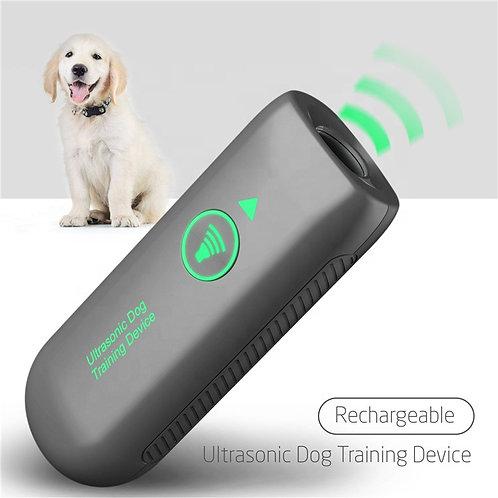 Rechargeable Ultrasonic dog trainer/deterrent