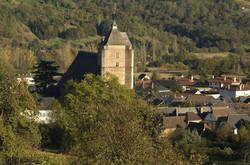 Eglise Saint Girons de Mondains
