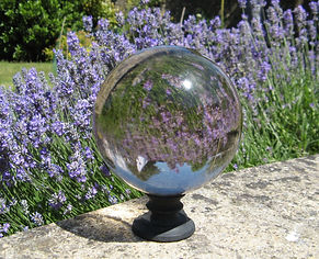 Crystal Ball by lavender.JPG