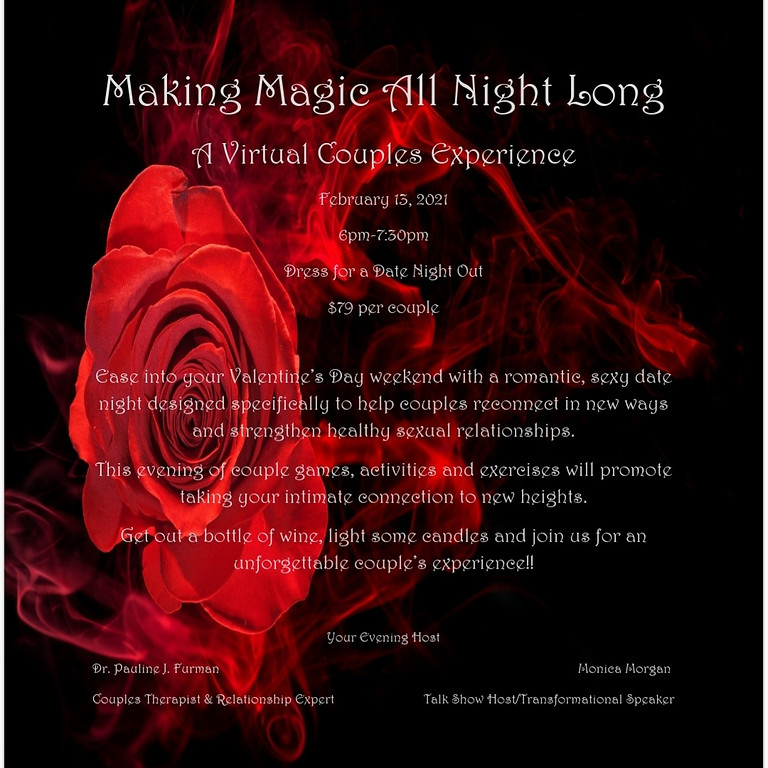 Making Magic All Night Long