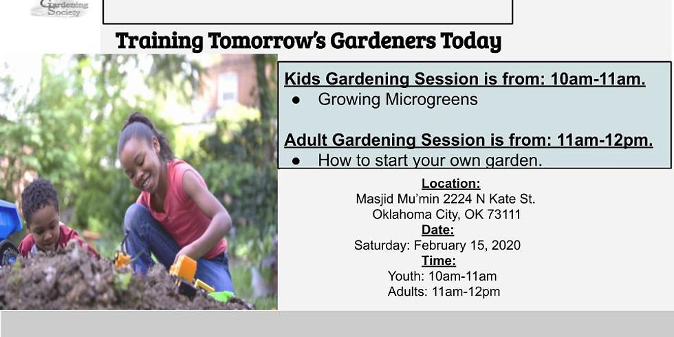 Growers of Tomorrow Workshop