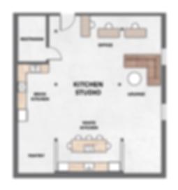 Jikoni Studio Floor Plan_Kitchen Studio.