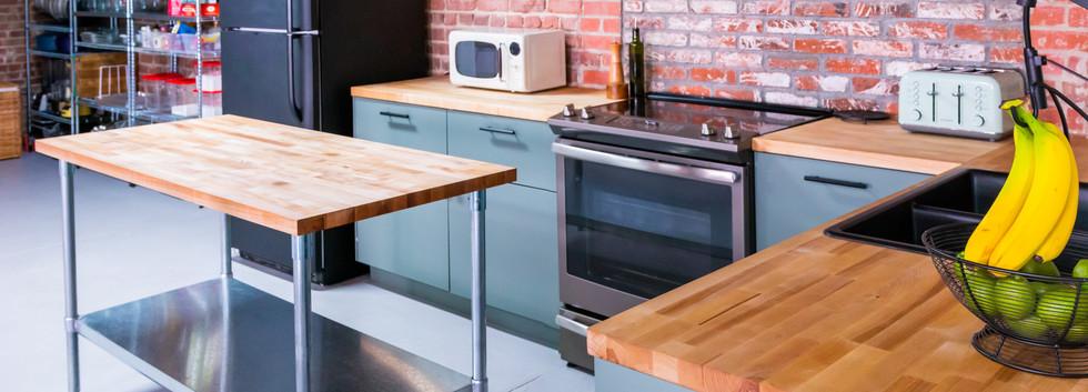 Jikoni Los Angeles Kitchen Studio Rental