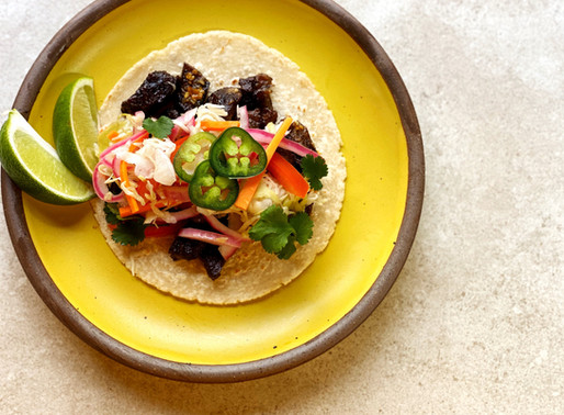 Swahili Goat Tacos by Jocelyn Salala