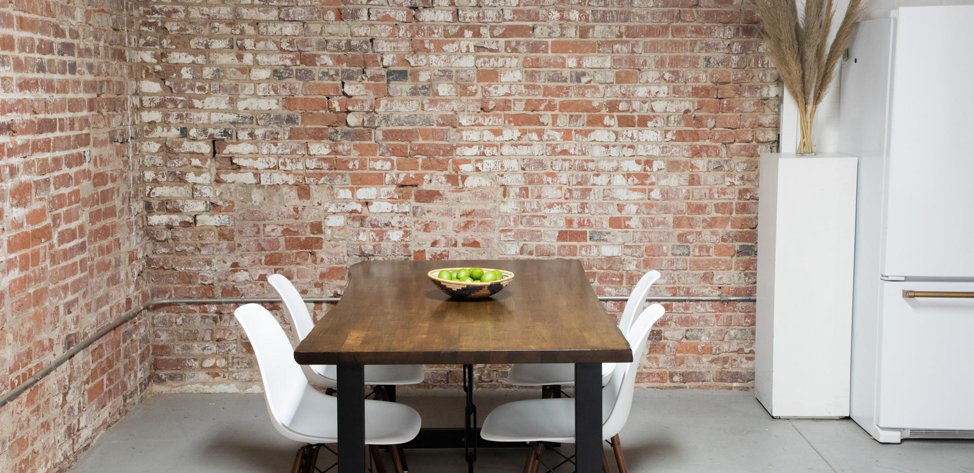 Jikoni Studios Kitchen Studio Rental_Din