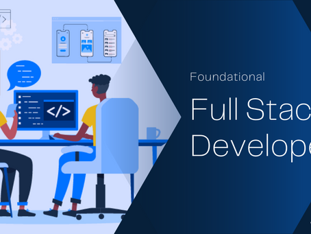 The Foundational Full Stack Developer