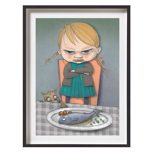 8. The fish