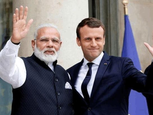 India stands hand-in-hand with France to fight terrorism