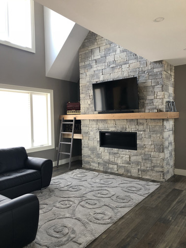 McNeilly Fireplace