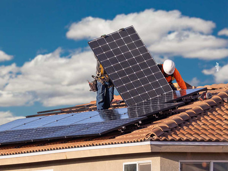 Meu telhado aguenta os painéis solares?
