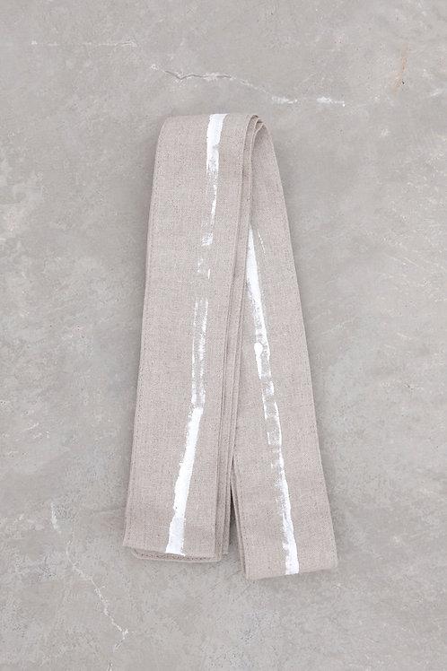 faixa - areia/branco