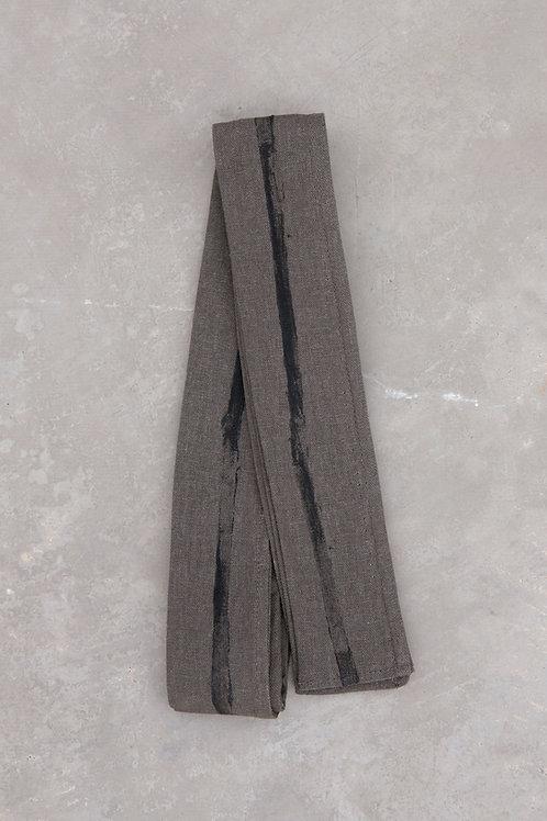 faixa - cinza/preto