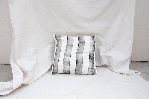 capa almofada off/listras