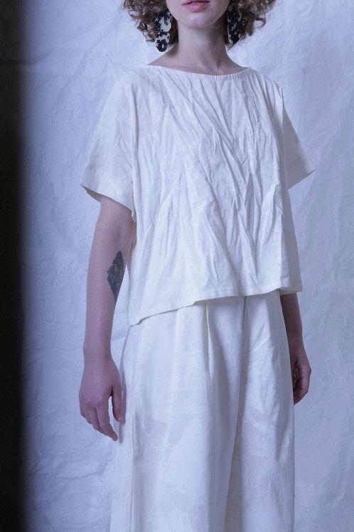 blusa quadrada rutilo