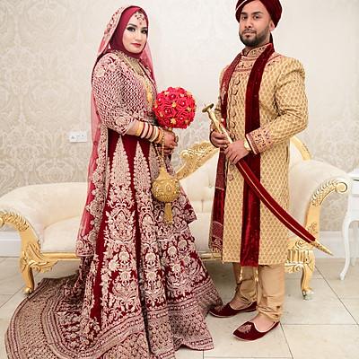 khadija & Mohommad