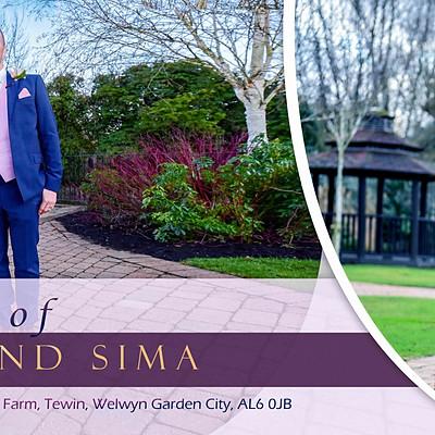 Mark & Sima Wedding