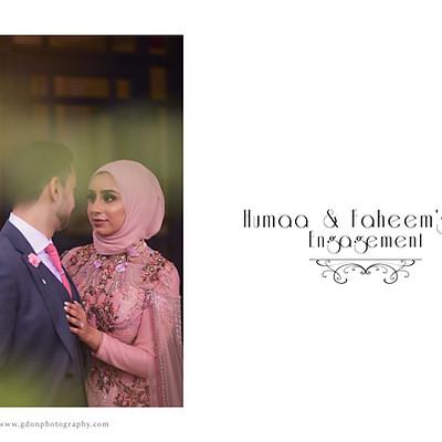 Humaa & Faheem's Engagement