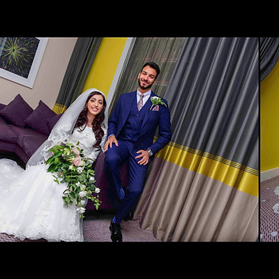 Salman & Jena Wedding