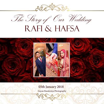 Rafi & Hafsa