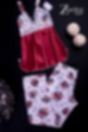 red pajama