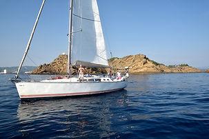 Croisière en voilier, méditerranée Bandol