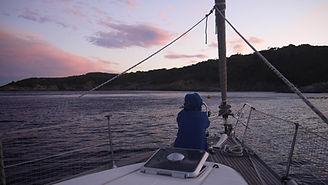 Croisière en voilier, Port-cros
