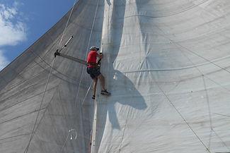 Stage de voile, croisiere en voilier, ecole de voile, mediterranee, Bandol