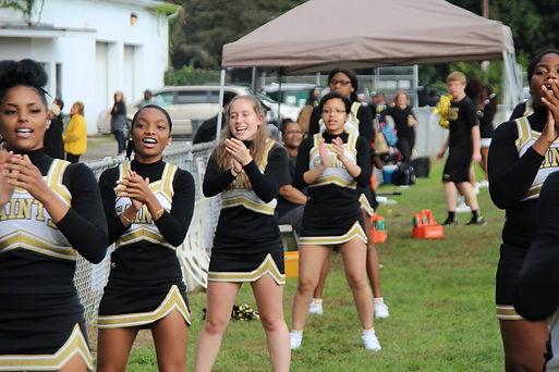 Imani Saints Cheerleading