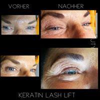 Lash Lift Keratin Botox inkl Farbe