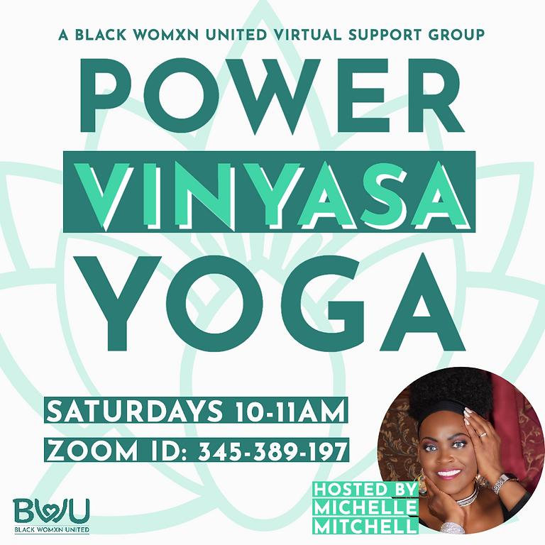 Power Vinyasa Yoga