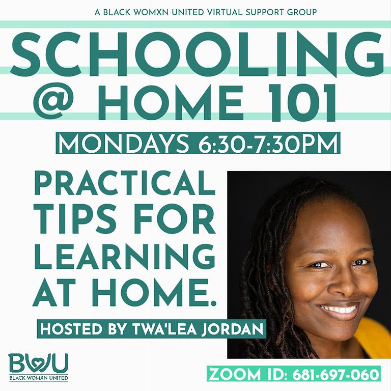 Schooling @ Home 101