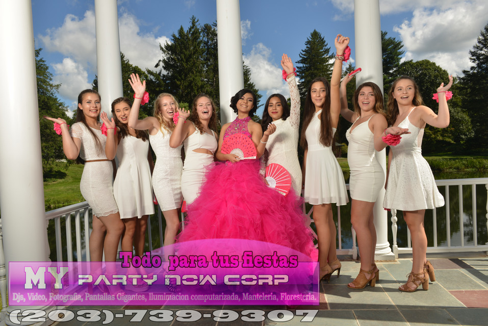 My party now © copyright